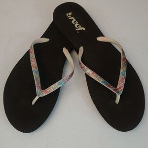 Reef Flip Flop Sandas Size 10